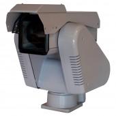 Large PTZ camera system