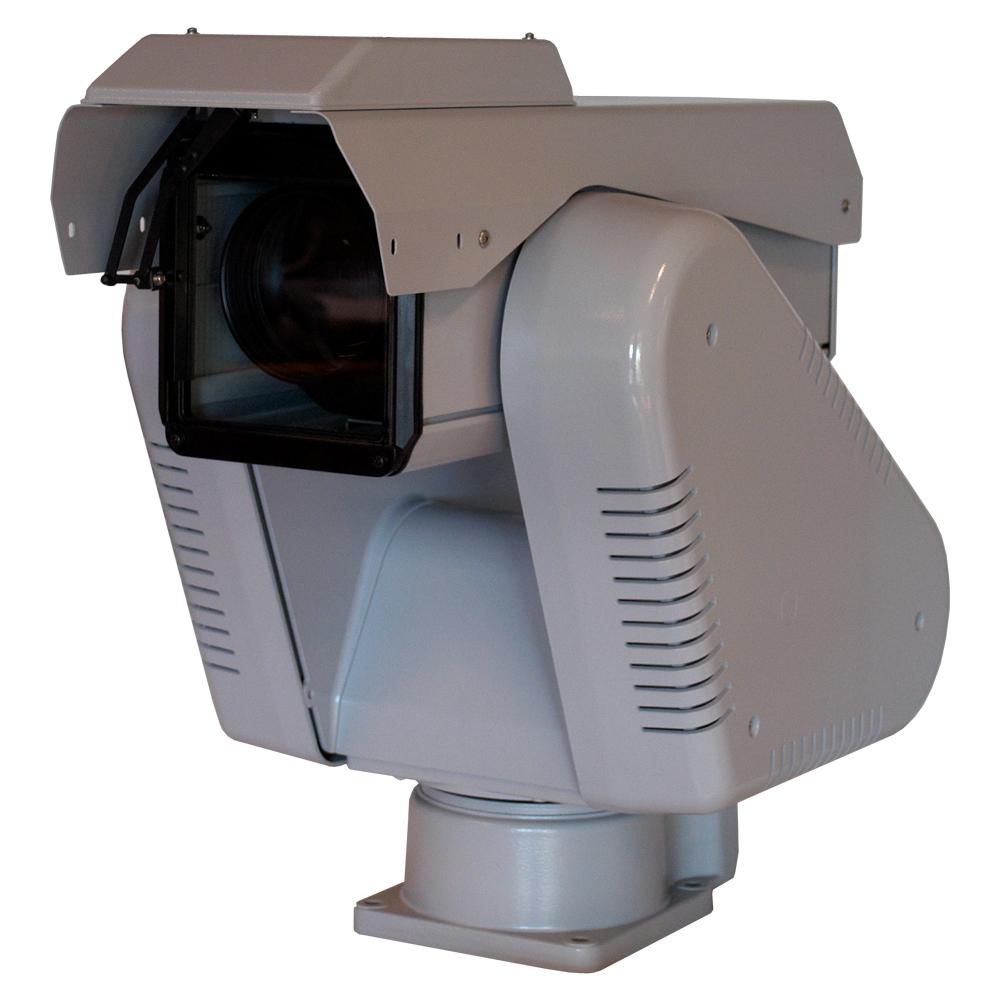 Long Medium Range Ptz Camera With A Range Of 1 5 Km Range