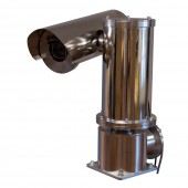 Stainless steel ptz camera