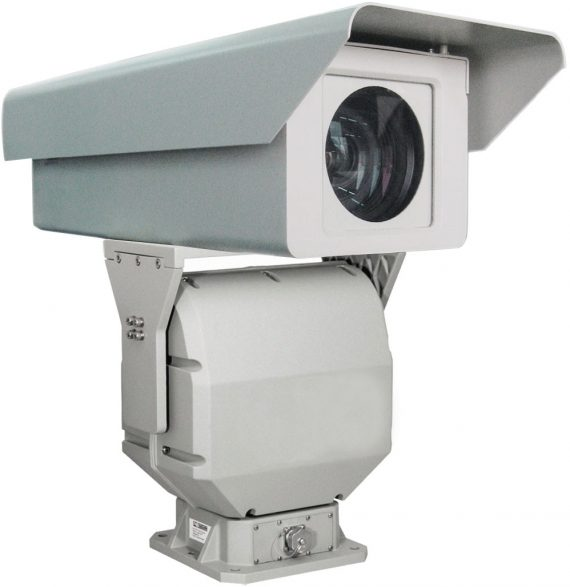 Long Range Ip Ptz Camera With A Range Of 5 10 15 Km Range
