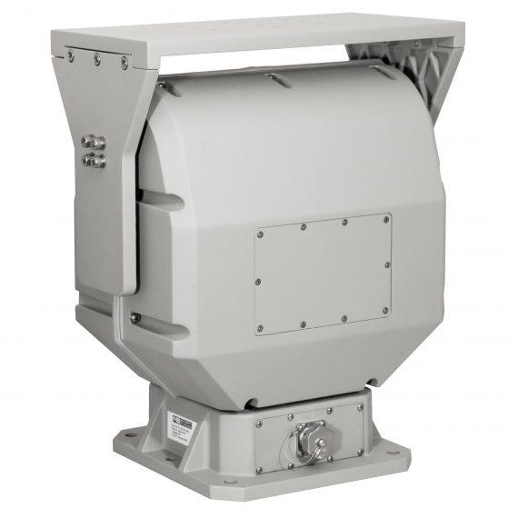 large pan tilt positioner