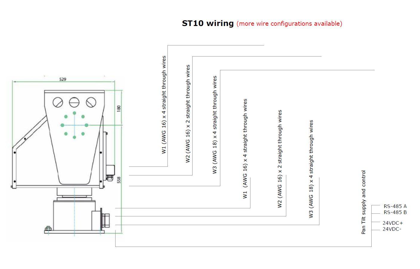 Rs 422 Circuit Diagram