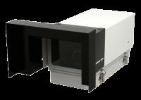 Outdoor DSLR camera housing